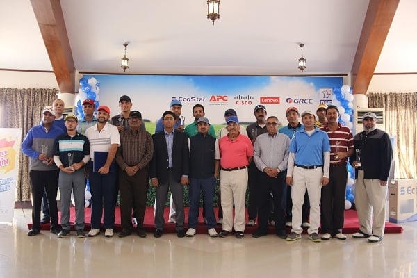 DWP Group recently Hosted a Golf Tournament at DHA Country and Golf Club-Karachi