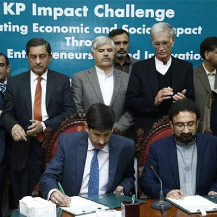 LUMS School of Education Collaborates With KPK Government for Youth Entrepreneurship Education Programme