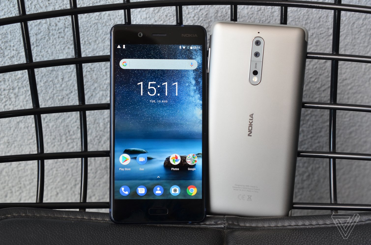 "HMD Global, the official license holder of Nokia is going launch its highest-spec Android device to the date "" Nokia 8 "" in Pakistan"