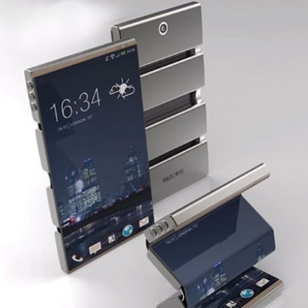 Samsung's foldable Galaxy X smartphone could be a tough one