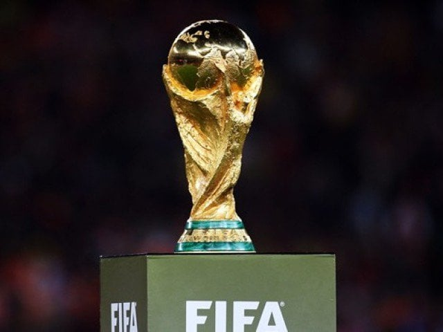 Get ready fans! FIFA to Showcase World Cup 2018 Trophy in Pakistan