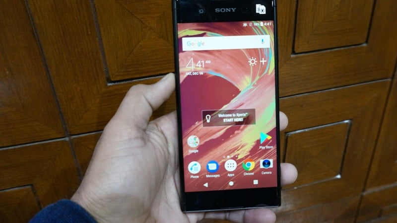 Sony Xperia XA1 Plus Review: Big Screen, Massive Battery, and Rear Camera makes it new mid-range champion
