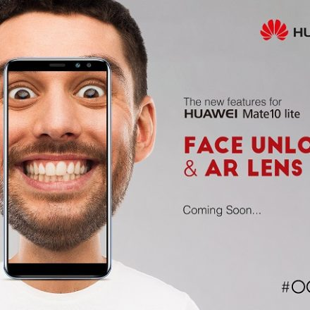 "Face Unlock & AR Lens will make you ""Smile for HUAWEI"""