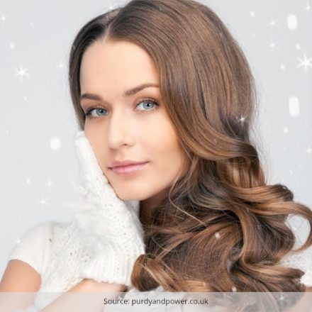 4 easy tips for healthy and beautiful hair in winter