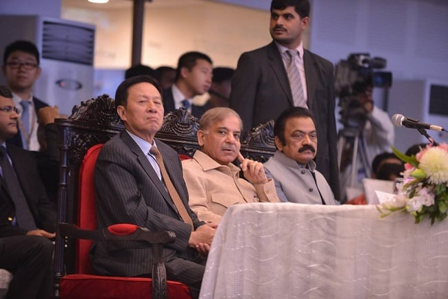 Punjab and Huawei inaugurate Lahore Safe City Project