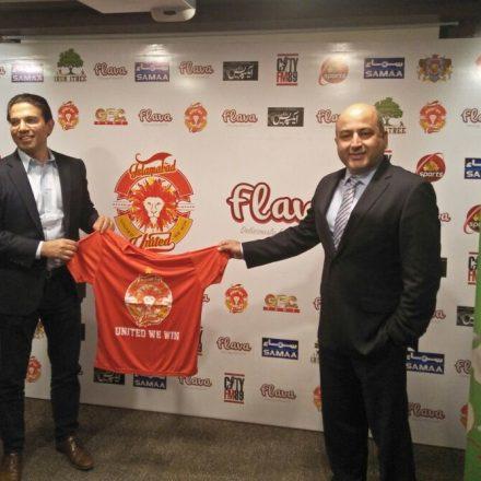 Islamabad United Announces Haleeb Foods as Partners