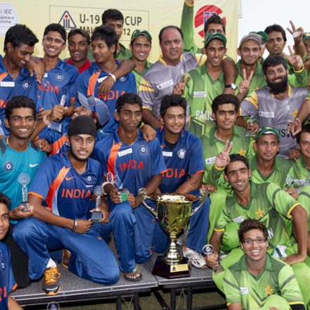 Get ready for another Pakistan-India face-off in U-19 World Cup Semi Final