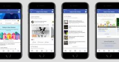 "Facebook is testing a new local news and events section called ""Today In"""