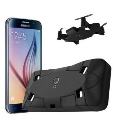 CES 2018 presents a Selfie drone in phone case