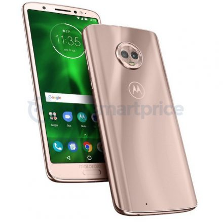 Motorola G6, G6 Plus and G6 Play revealed in new leaked images
