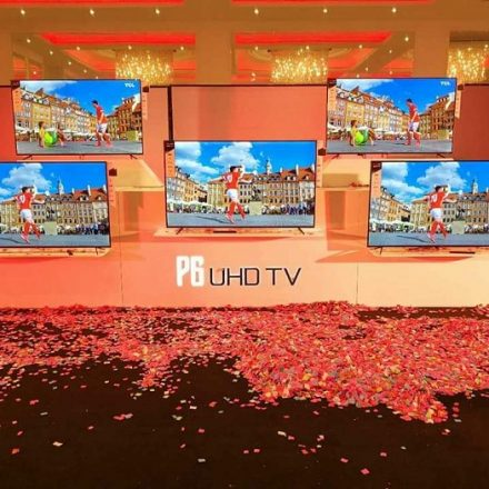 TCL LAUNCHES P6 UHD SMART TV FEATURING PERFECT PICTURE AND SOUND QUALITY AND BEAUTIFUL, ULTRA-SLIM SIMPLISM DESIGN