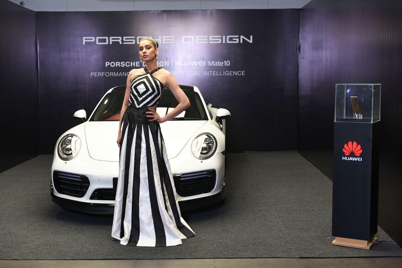 HUAWEI & Porsche Launch PORSCHE DESIGN HUAWEI Mate 10