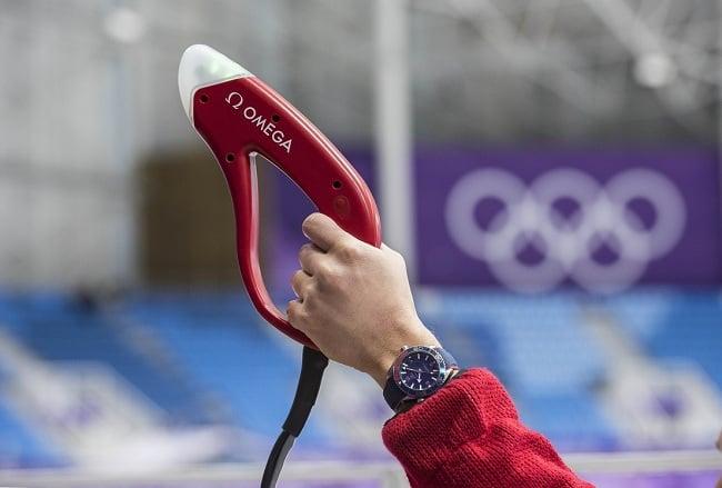 OMEGA reveals its Speed Skating expertise at PyeongChang 2018