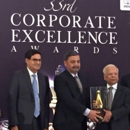 FFC bags Management Excellence Award for 4th consecutive year