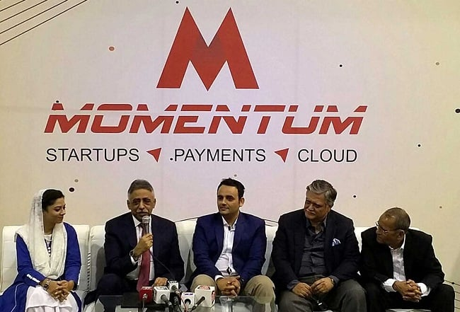 Momentum '18-The biggest tech and startup conference & exhibition begins