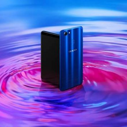 OPPO launches all new Dashing Blue Limited Edition