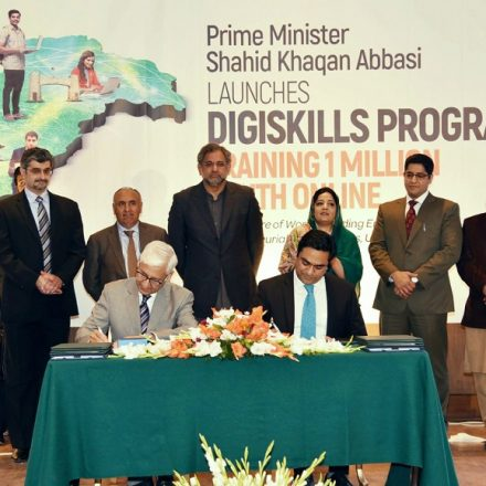 """Telenor collaborates with Ministry of IT on  """"DigiSkills Training Project"""""""