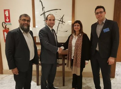 SOFTWARE GROUP SIGNS KEY PARTNER NDC TO EXPAND ITS OPERATIONS IN MENA