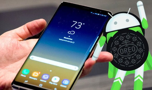 Samsung recalls Android Oreo update for Galaxy S8 and S8 plus as it was causing random reboots