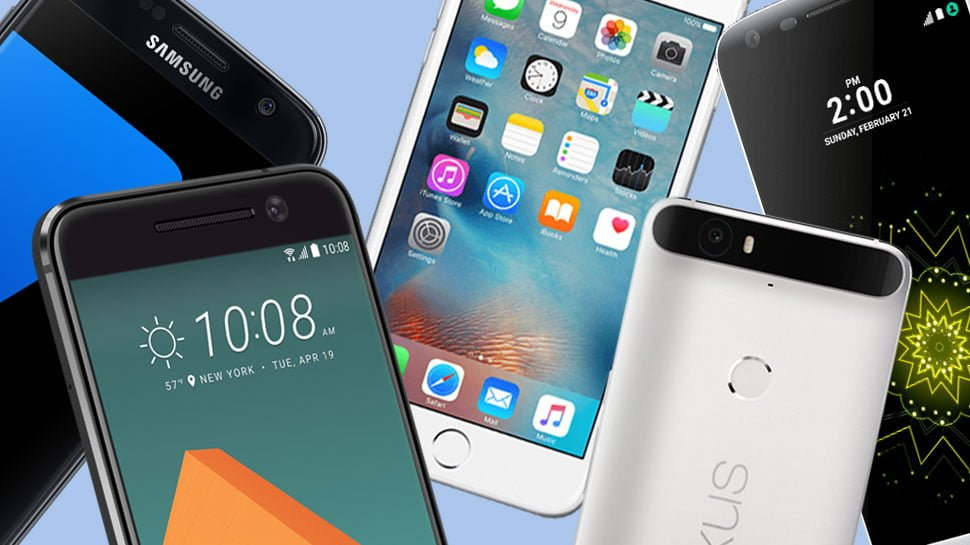 See the list of flagship smartphones of 2018 with their launch dates