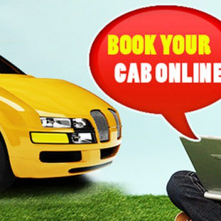 Online cab services at your home- Choice is yours!