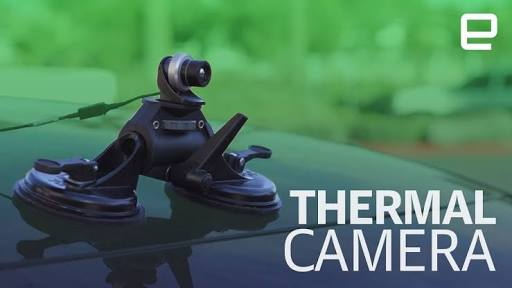 Thermal cameras: key to safer self-driving vehicles