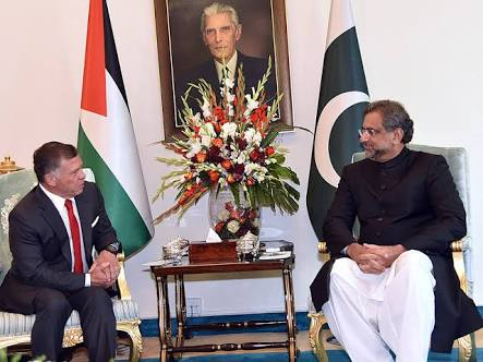 Pakistan and Jordan to enhance bilateral trade and investment ties