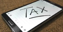Mobile taxation- a loss to the economy!