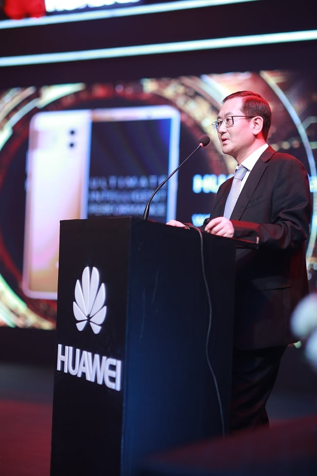 Exclusive Interview with Mr. Blue King General Manager HUAWEI Consumer Business Group's Pakistan