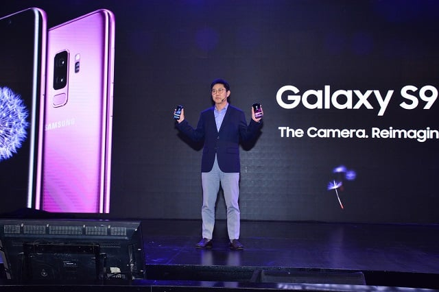 Samsung establishes technological leadership and sets new standards with Galaxy S9 and S9+