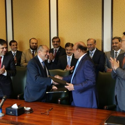 Fauji Fertilizer Company, HUBCO sign agreement to set up 330 MW coal power plant in Thar