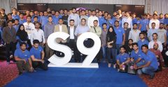 Samsung launches Galaxy S9/S9+ at retailers training event in Pakistan