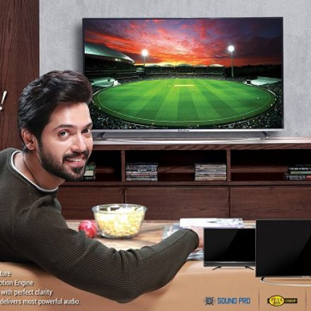 EcoStar appoints Fahad Mustafa as Brand Ambassador 2018 of EcoStar LED TV's