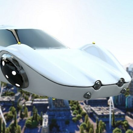 Porsche is reportedly working on the design of flying cars