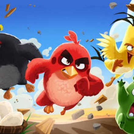The issuance of a profit warning compels the Rovio's head to leave the platform