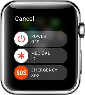How to stop accidental 911 calls of Apple watches