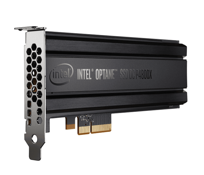 Intel's new Optane SSD is faster but expensive