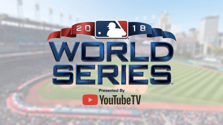 YouTube TV to be all over the World Series for 2018 and 2019
