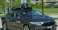 Uber said to be close to selling its self-driving tech to Toyota