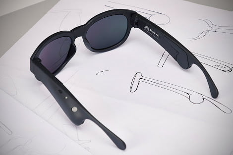 What are you looking at? Bose AR sunglasses will let you know