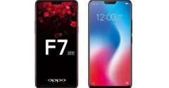 Meet your favorite celebrities on the grand unveiling ceremony of OPPO F7