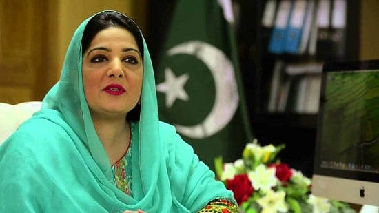 Minister Anusha Rehman gave concluding address at Huawei Mobile Pakistan Congress 2018