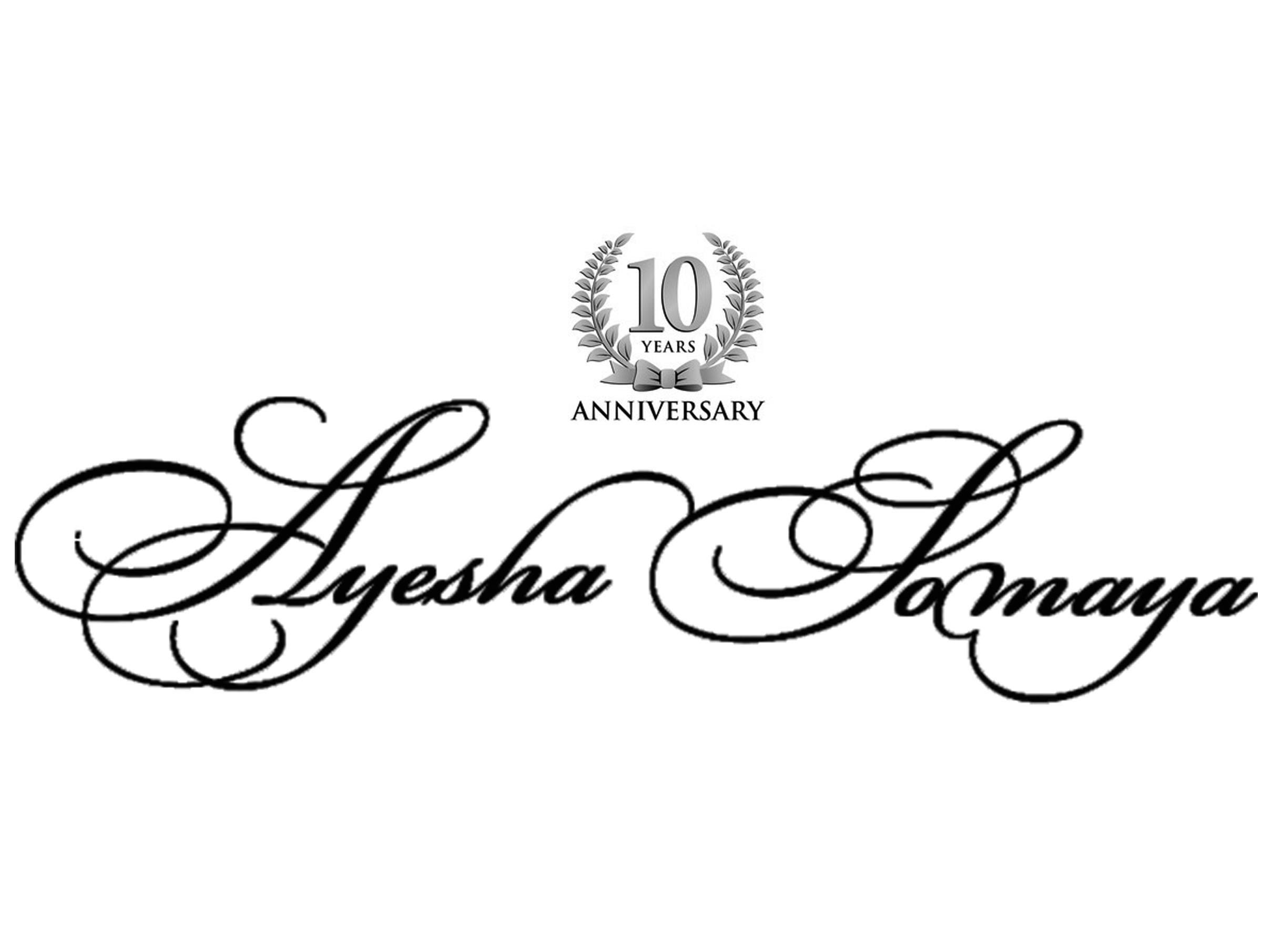 AYESHA SOMAYA LAUNCHES FLAGSHIP STORE IN LAHORE