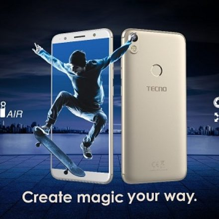 TECNO Strengthens Its Camera-centric Series with the Launch of Camon i Air.