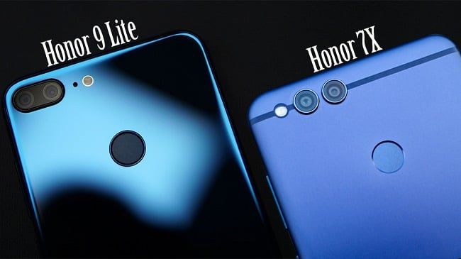 Finally Honor 7X and Honor 9 Lite get Face Unlock Feature in Pakistan