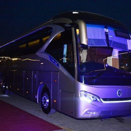 Premval Launches Golden Dragon Navigator for Pakistan's high-end bus market