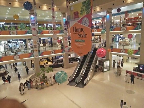 Dolmen Mall is giving a reason to Redesign, Remodel, Redecorate through a signature Home Meets Style event!