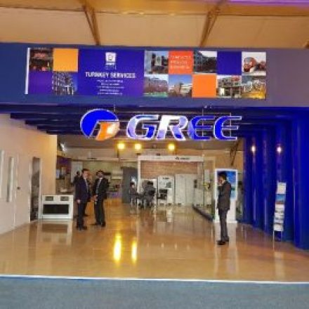 GREE HVAC Division Pakistan Displays Latest HVACR Technology at Islamabad Expo