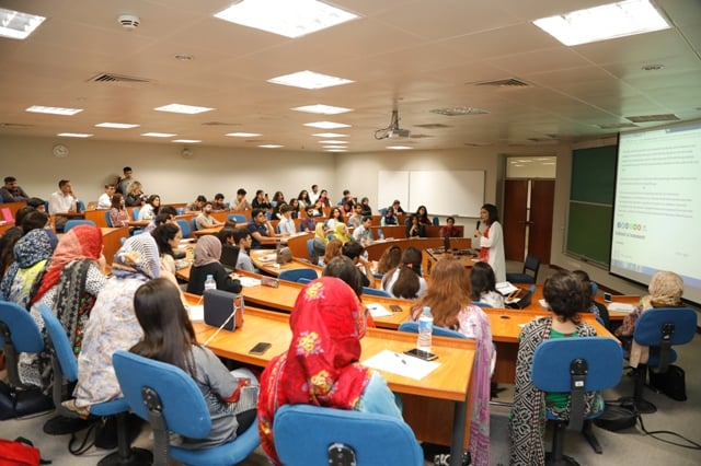 CGPM LUMS Organises International Conference on Creating Inclusive Organizational and Public Spaces