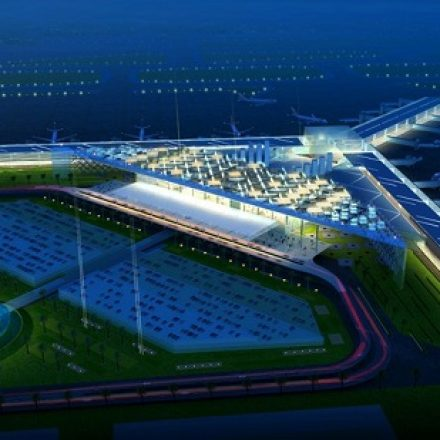 Islamabad International Airport will have its first flight today